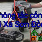 Thông tắc cống tại Xã Sơn Đồng chất lượng cao, không đục phá